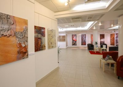 <strong>EXPO AU CENTRE CULTUREL</strong> (CAVALAIRE - 83)